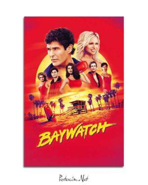 Baywatch posteri