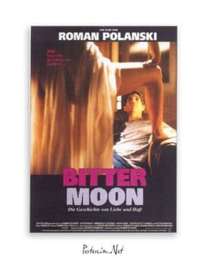 Bitter Moon afiş