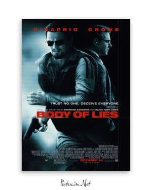 Body of Lies afiş