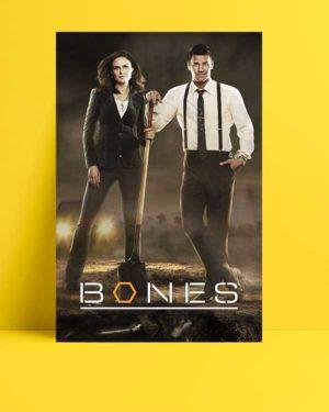 Bones afişi