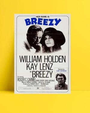 Breezy poster