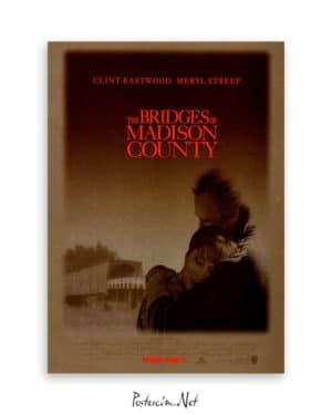 The Bridges of Madison County afiş