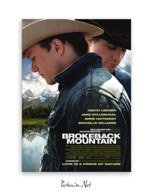 Brokeback Mountain afiş