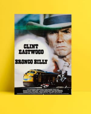 Bronco Billy poster