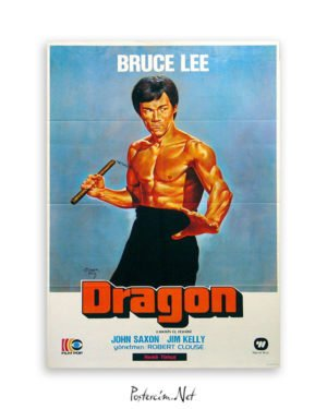 Dragon: The Bruce Lee Story afiş