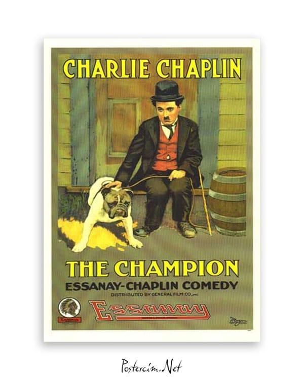 The Champion afiş