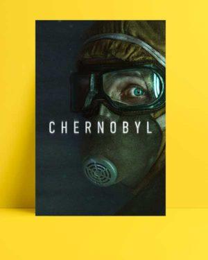 Chernobyl afişi