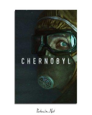 Chernobyl posteri