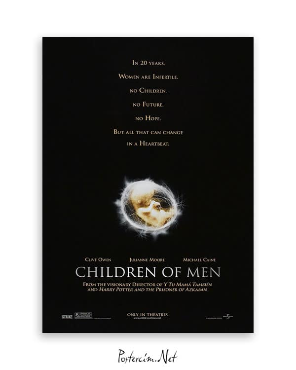 Children of Men afiş