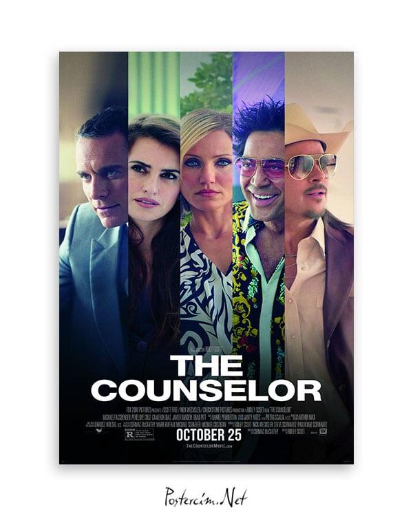 The Counselor afiş