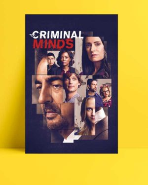 Criminal Minds afişi