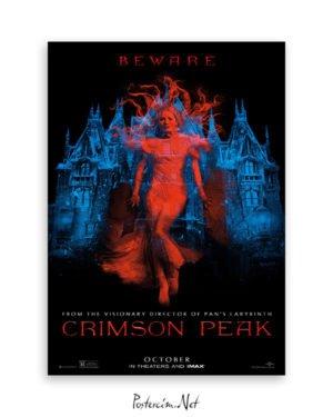 Crimson Peak afiş