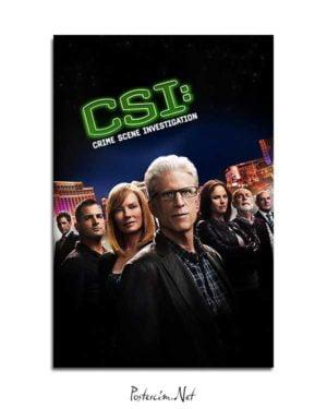 CSI- Crime Scene Investigation posteri