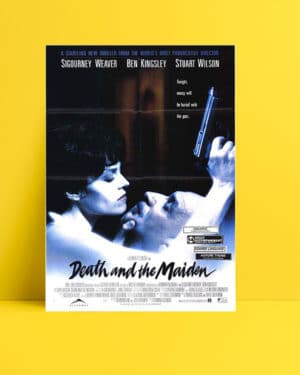 Death and the Maiden poster