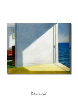 Edward Hopper - Denize Bakan Odalar posteri