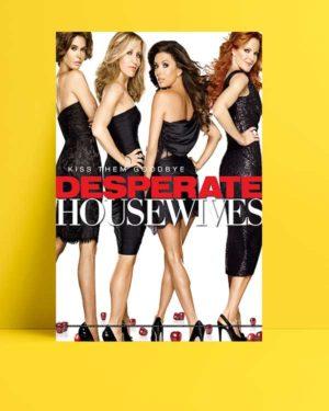Desperate Housewives afişi