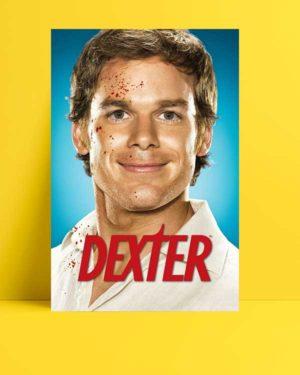 Dexter dizi afişi
