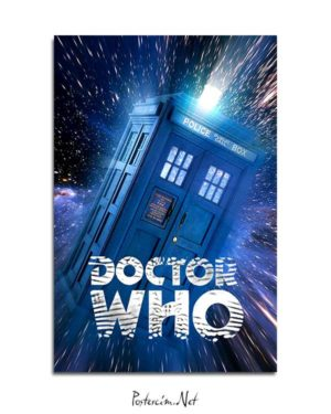 Doctor Who posteri