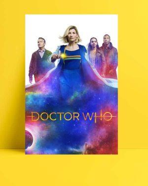 Doctor Who afişi