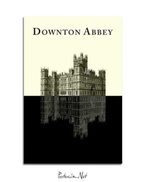 Downton Abbey posteri