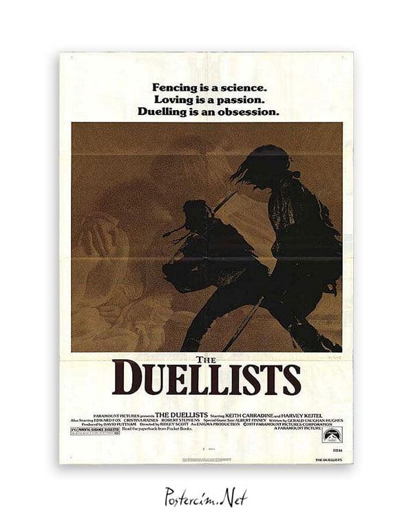 The Duellists afiş