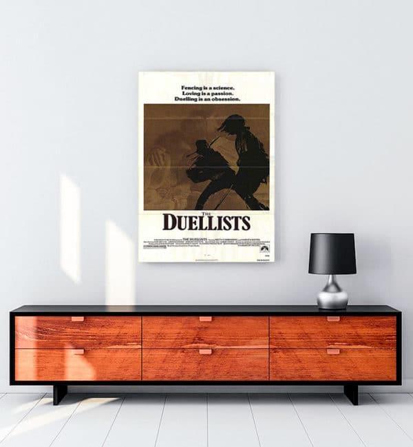 The Duellists kanvas tablo