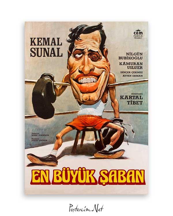 En Büyük Şaban film afişi