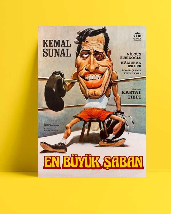 En Büyük Şaban film posteri