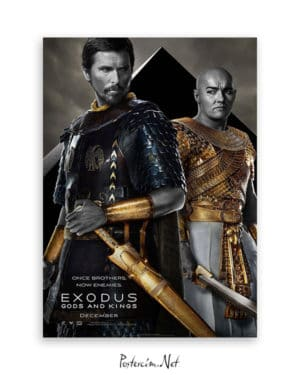 Exodus: Gods and Kings afiş