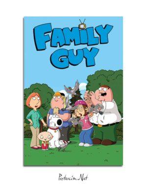 Family Guy posteri