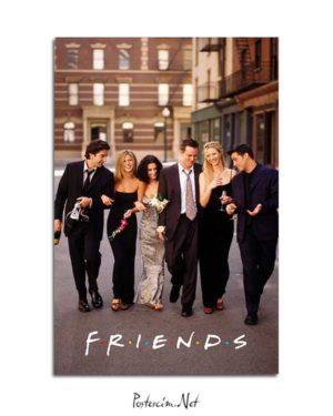 Friends posteri