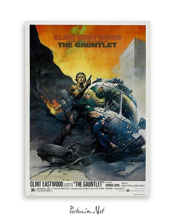 The Gauntlet afiş