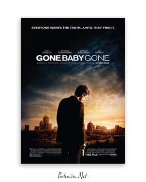 Gone Baby Gone afiş