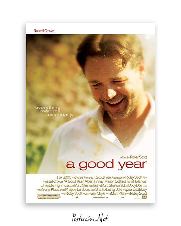 A Good Year afiş