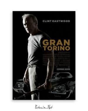 Gran Torino afiş