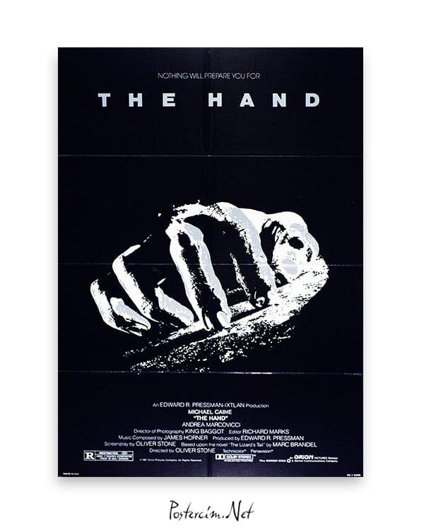 The Hand afiş