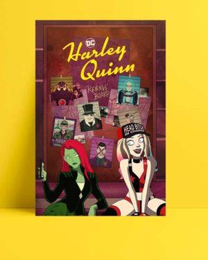 Harley Quinn afişi