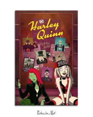 Harley Quinn posteri