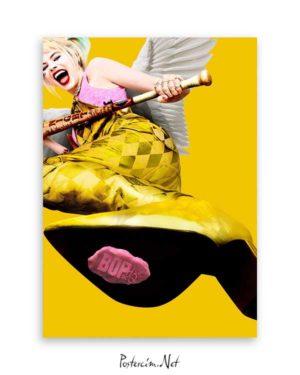 Harley Quinn: Yırtıcı Kuşlar afişi