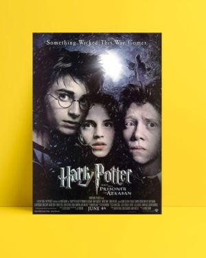 Harry Potter ve Azkaban Tutsağı poster