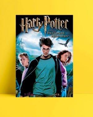 Harry Potter ve Azkaban Tutsağı Afişi