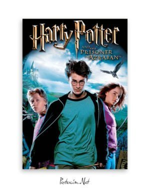 Harry Potter ve Azkaban Tutsağı Posteri