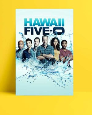 Hawaii Five-0 2010 afişi