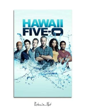 Hawaii Five-0 2010 posteri