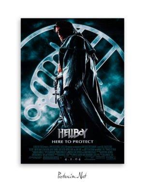 Hellboy afiş