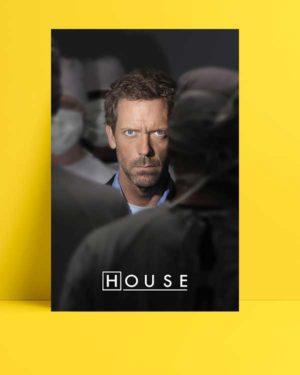 House afişi