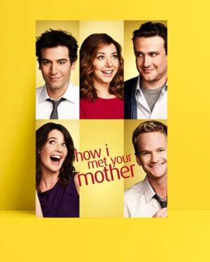 How I Met Your Mother afişi