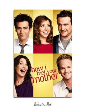 How I Met Your Mother posteri