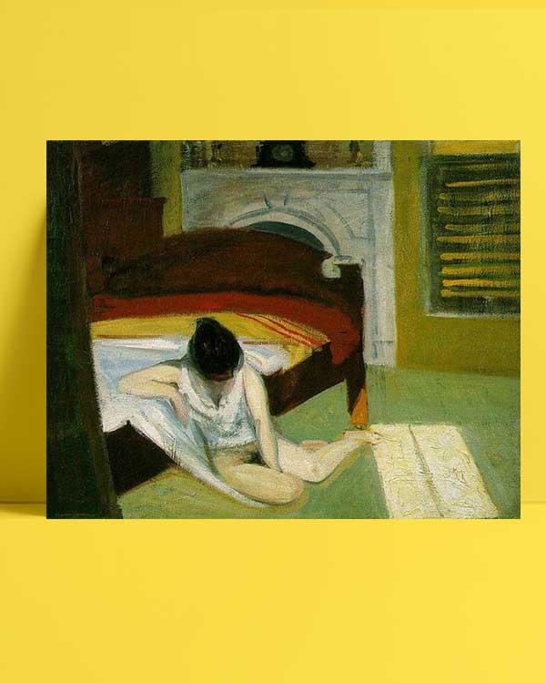 Edward Hopper - İçsel Yaz afişi