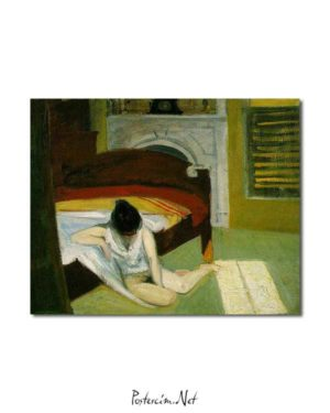 Edward Hopper - İçsel Yaz posteri